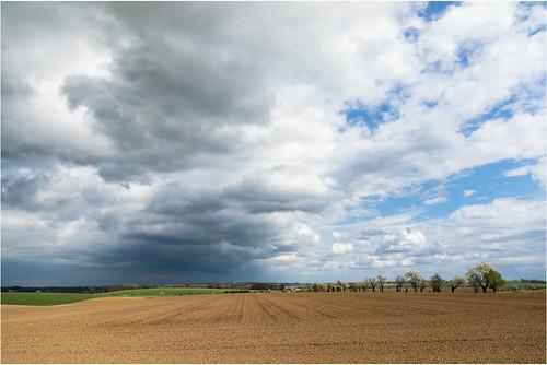 clouds ..