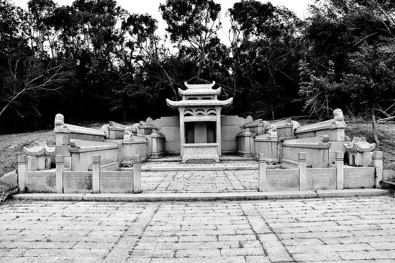 Gio, 11/03/2016 - 16:18 - Tomba di Chén Jiàn - 陳健墓