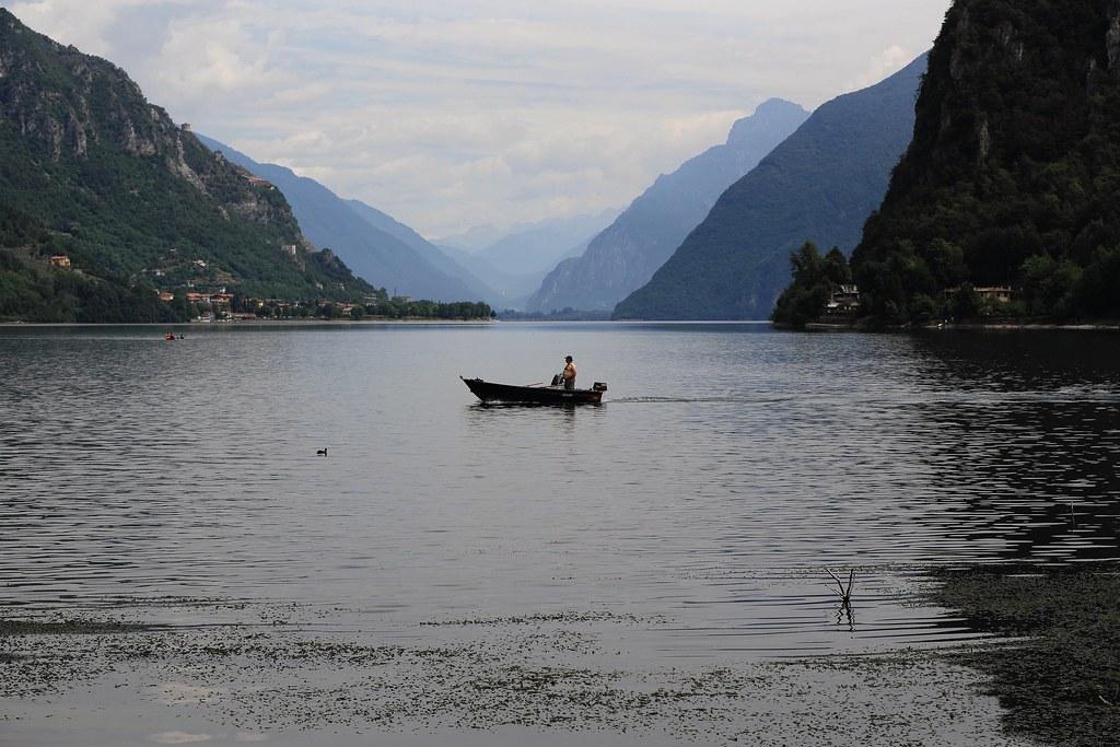 Italien Ferryman