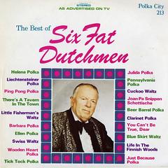 The Best Of Six Fat Dutchmen