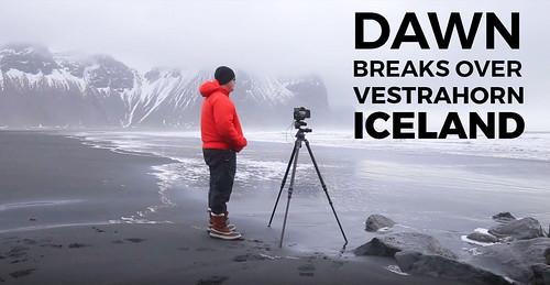 vestrahorn iceland volcanicbeach melvinnicholsonphotography