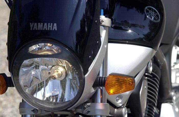Yamaha BT 1100 BULLDOG 2002 - 4