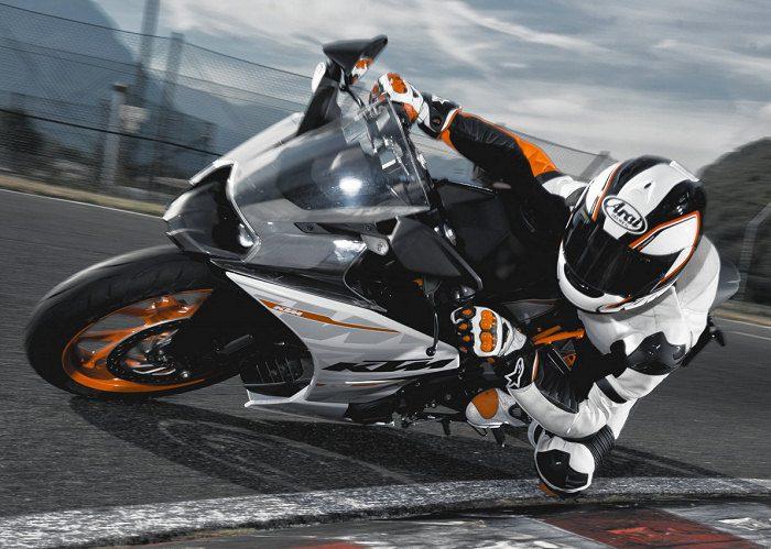 KTM RC 390 2014 - 1