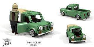 Mini Pickup (1961-1983)
