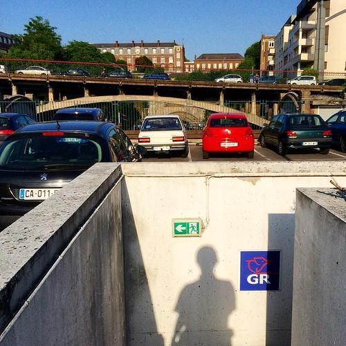 Gare de #rouen #rouenparisrouen
