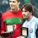 Are Messi and Ronaldo among the five best soccer players of all time?