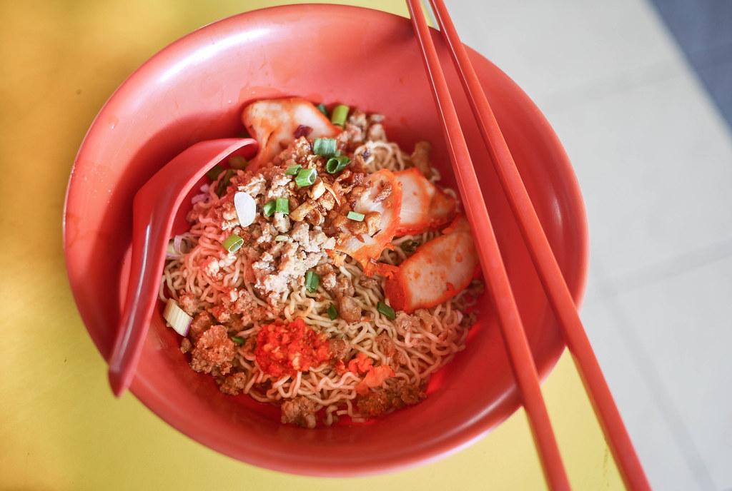 Paya Lebar Food: Lin Yu Mei Kolo Mee