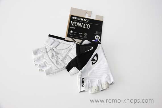 Giro Monaco Cycling Gloves Short Finger 7494