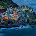 Cinque Terre As Evening Falls by Trey Ratcliff