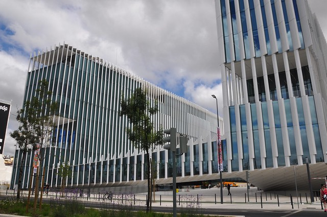 Lisboa - Sede EDP (EDP Headquarters)