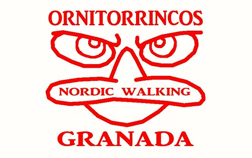 Logo ornitorrincos Nordic Walking