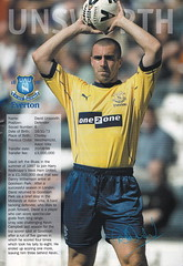 Everton vs Middlesbrough - 2001 - Page 57