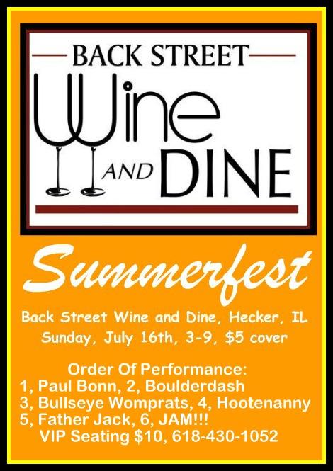 Summerfest Lineup