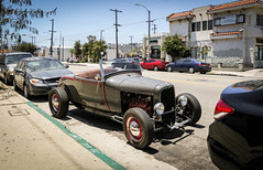 Ford Highboy Roadster - an Early Hybrid