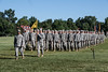 1st Regiment, Basic Camp Graduation