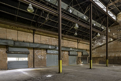 Imperial Sugar Warehouse Interior No. 3