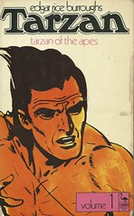 Burroughs, Edgar Rice. Tarzan of the Apes. London, Flamingo, 1972