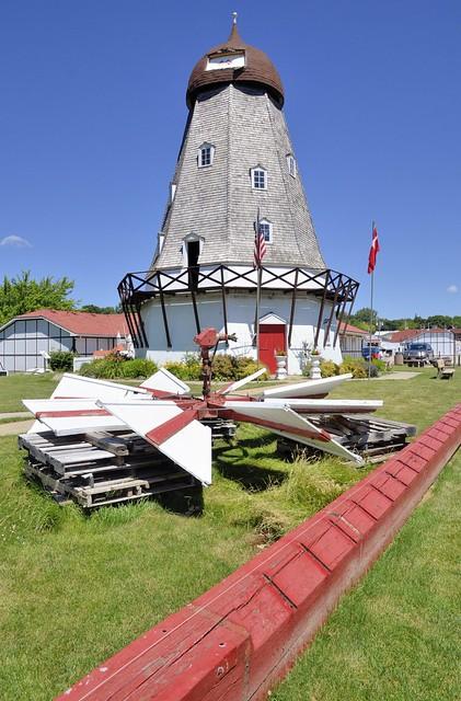The Danish Windmill