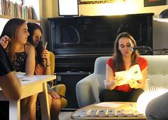 AUTORREGALO - ALBA FLORES ROBLA - BAR BELMONDO � LA BUSCONA � 21.06.17