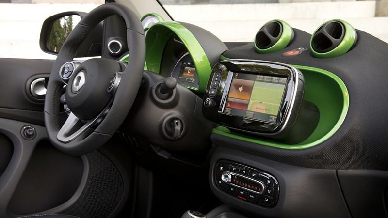 smart fortwo cabrio electric drive 8146