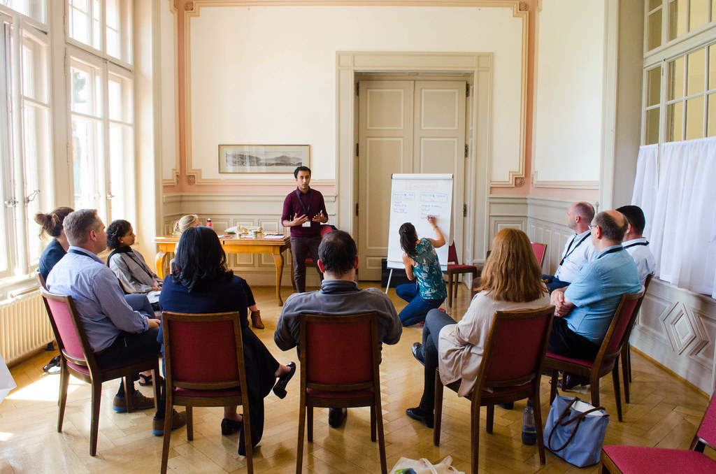 ELB Parallel Workshops : Vulnerability and Trust Building