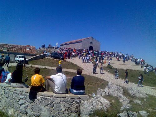 Viggiano Mount Sacro Madonna Chapel