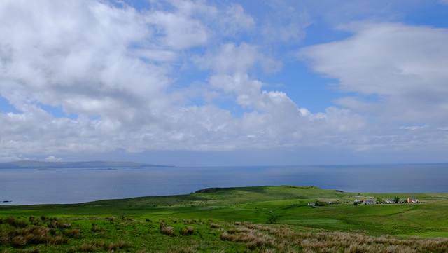 Beautiful Sky on the Isle of Skye.