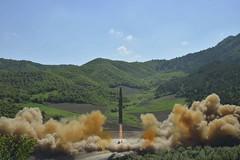 EEUU confirma que el misil lanzado por Corea del Norte era intercontinental