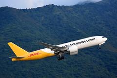 Southern Air N777SA (DHL)
