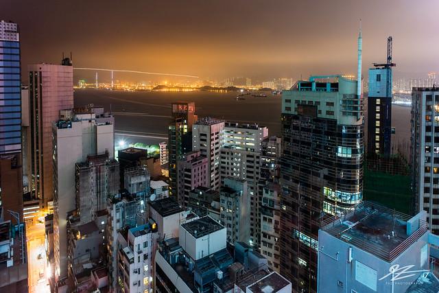 Sleepless in Sheung Wan