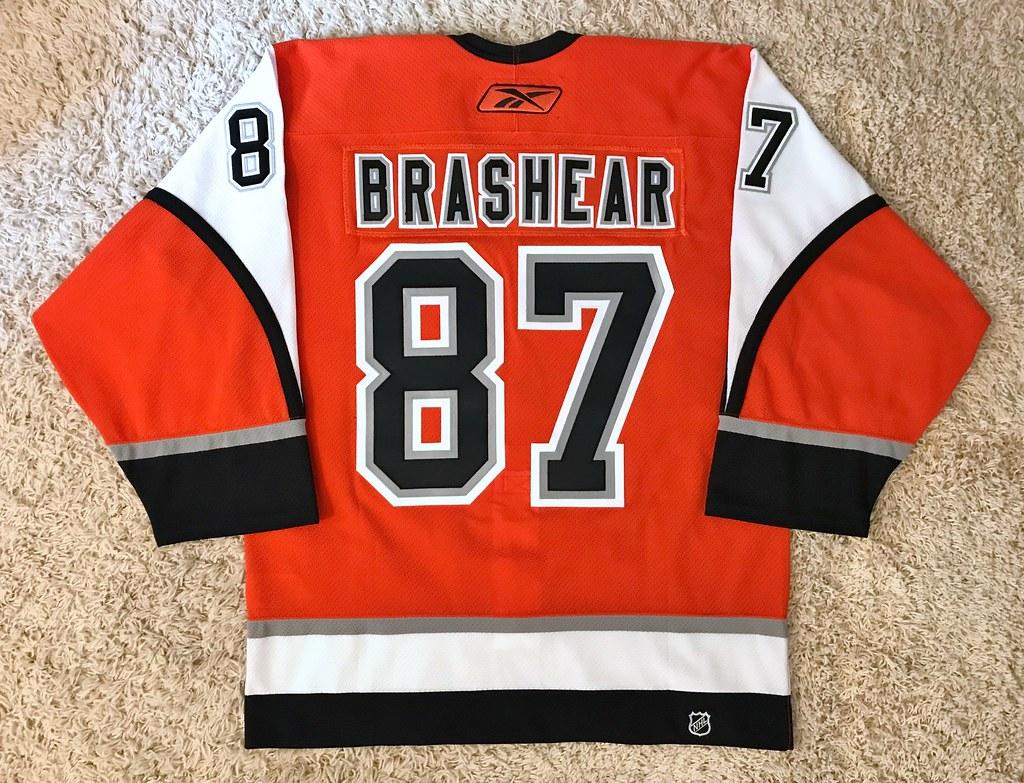 2005-06 Donald Brashear (Back)