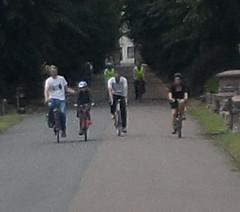 London Parks Ride 34a