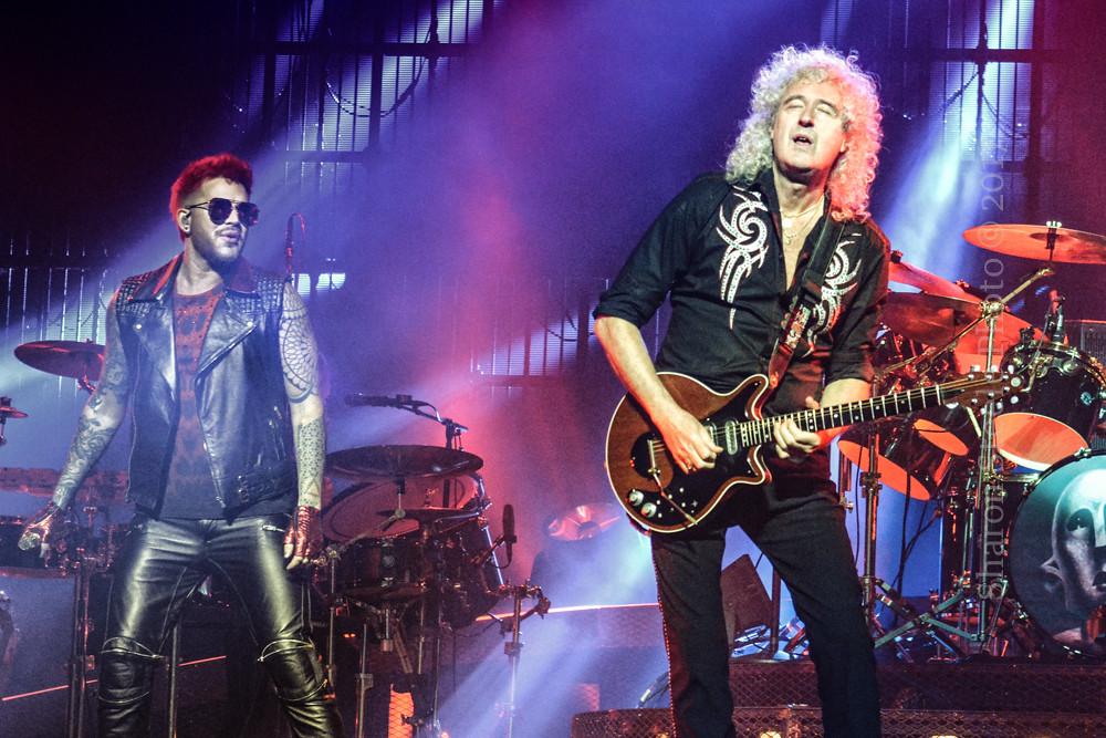 Queen + Adam Lambert @ Rogers Arena – July 2nd 2017
