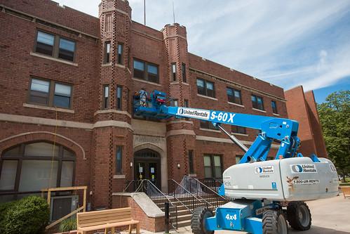 Seymour Union Brick Repair
