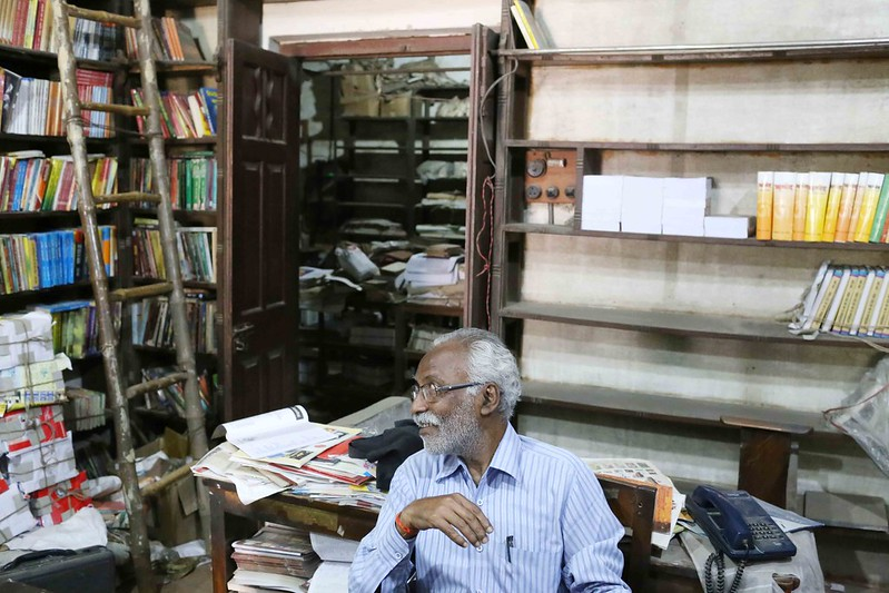 City Obituary - Dinesh Chandra Grover, the Legendary Hindi Publisher of Allahabad