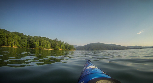 Tuesday at Lake Jocassee-1