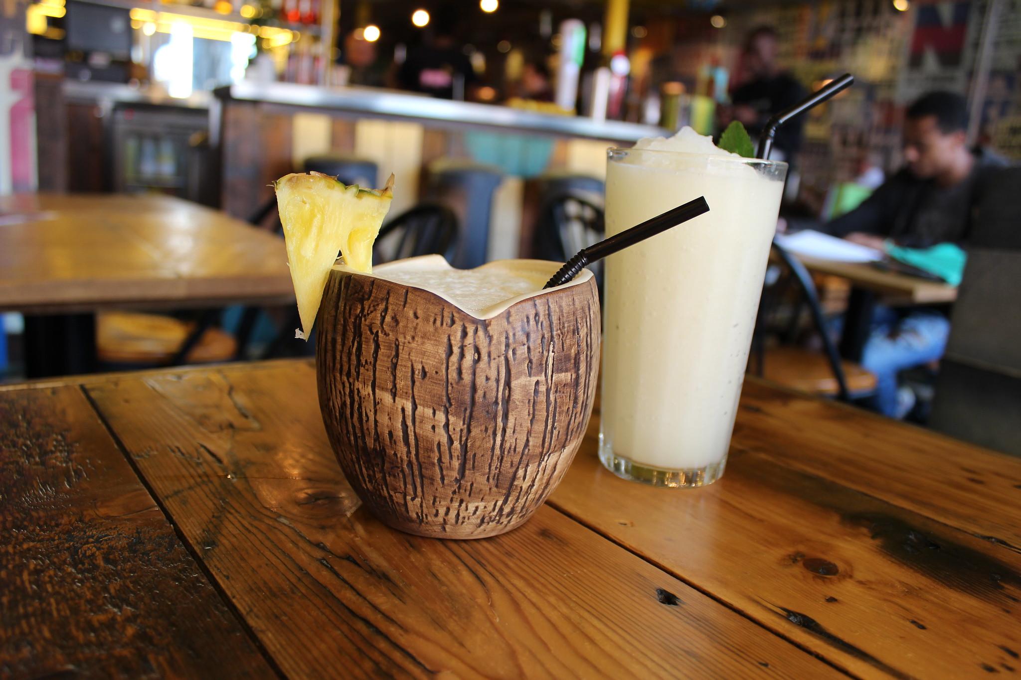 Cabana drinks