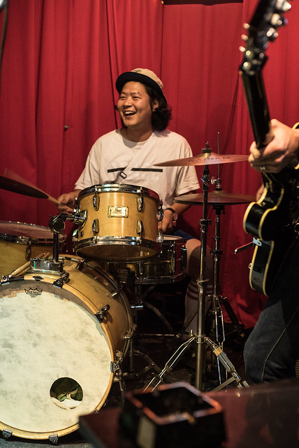 T.G.I.F. Blues Session at Terraplane, Tokyo, 14 Jul 2017 -00113