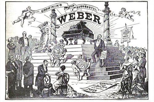 weber pianos ad (1877)
