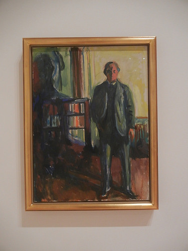 DSCN9059 _ Self-Portrait with Hands in Pockets, 1925-26, Edvard Munch, SFMOMA