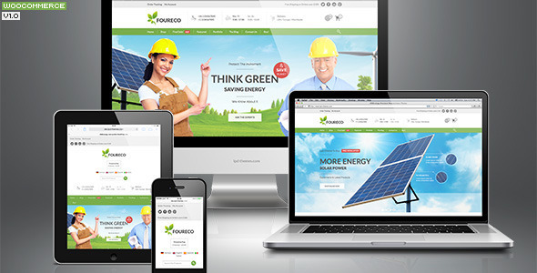 456Ecology v1.3.5 - eCommerce Wordpress Theme
