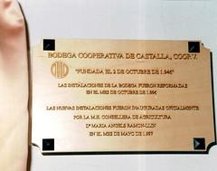 22 Bodega Cooperativa Castalla