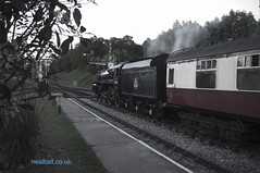 BR Standard No 73082 4-6-0 fr