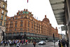 London - Harrods building