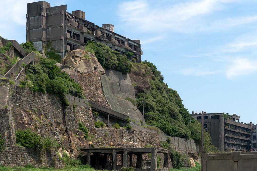 The Tour of Hashima