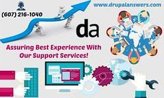 Technical Web Support Services By Drupal