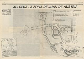 Planificación zona Juan de Austria