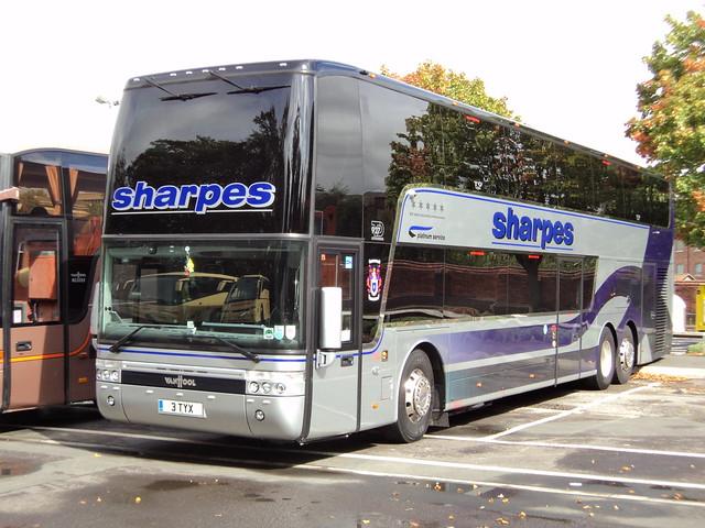 Sharpes of Nottingham 3TYX