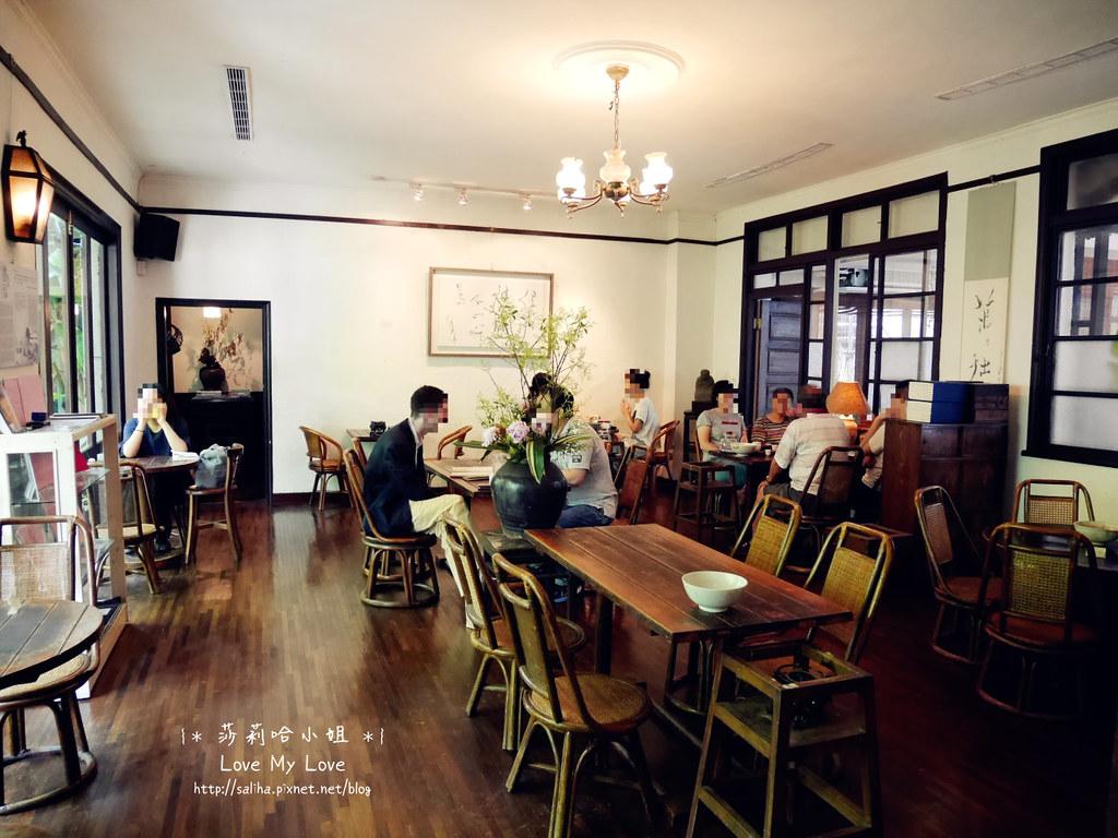 台北大安區公館新生南路附近餐廳推薦紫藤廬泡茶下午茶 (6)