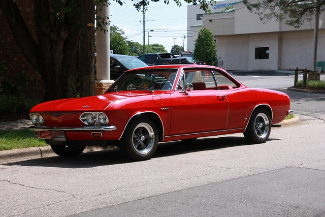 Corvair Corsa...Beautiful At Any, Canon EOS 40D, TAMRON 16-300mm F/3.5-6.3 Di II VC PZD B016